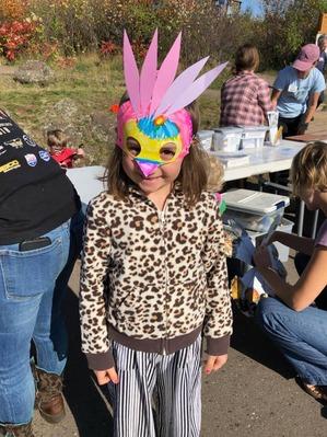 Hawk Ridge Kids Activity Cart Bird Masks - Oct 2019