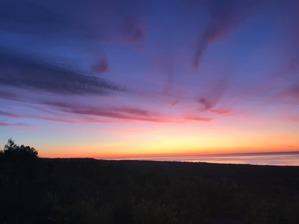 Dawn at Hawk Ridge - J Richardson Sept 19