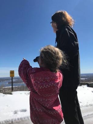 Future hawk counter by J Richardson April 2019